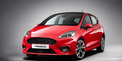 ford fiesta lease