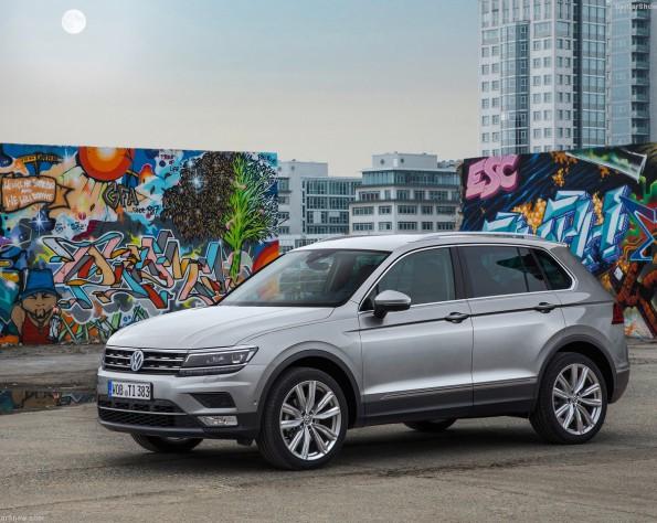 Volkswagen T-Roc zijkant schuin