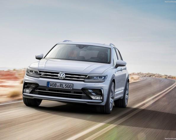 Volkswagen T-Roc voorkant