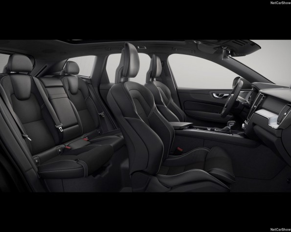 Volvo XC60 lease interieur