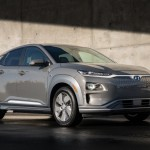 Hyundai Kona electric lease voorzijde