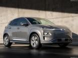 Hyundai Kona electric lease voorzijde