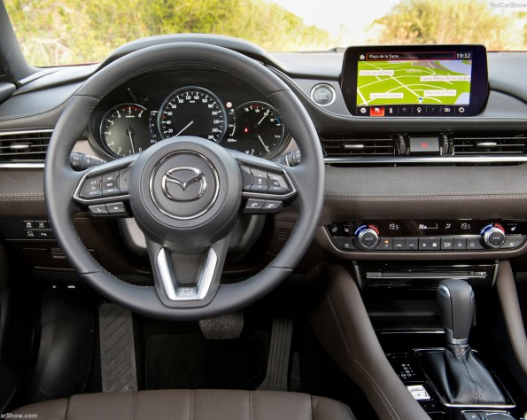 Mazda 6 stuurwiel
