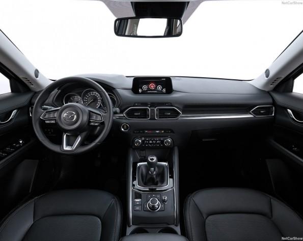 Mazda CX-5 interieur