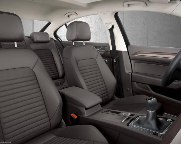 Volkswagen Passat stoelen