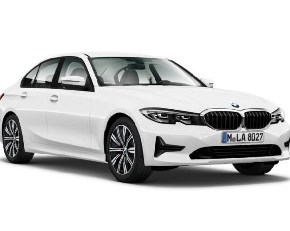 BMW 3-serie voorkant schuin
