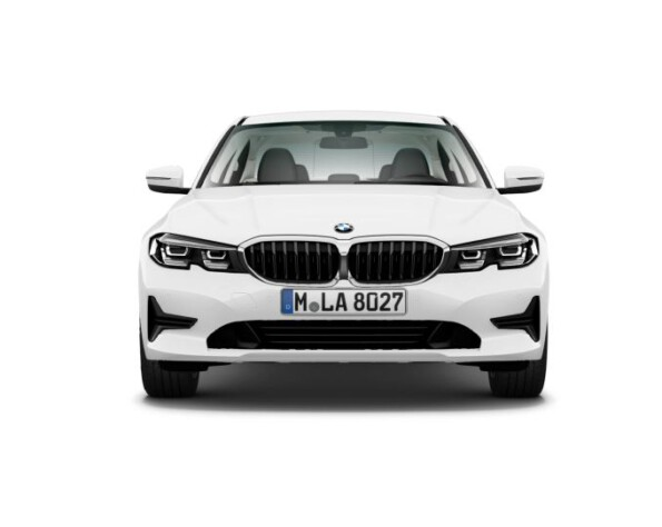 BMW 3-serie voorkant