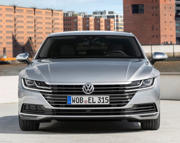 Volkswagen Arteon voorkant