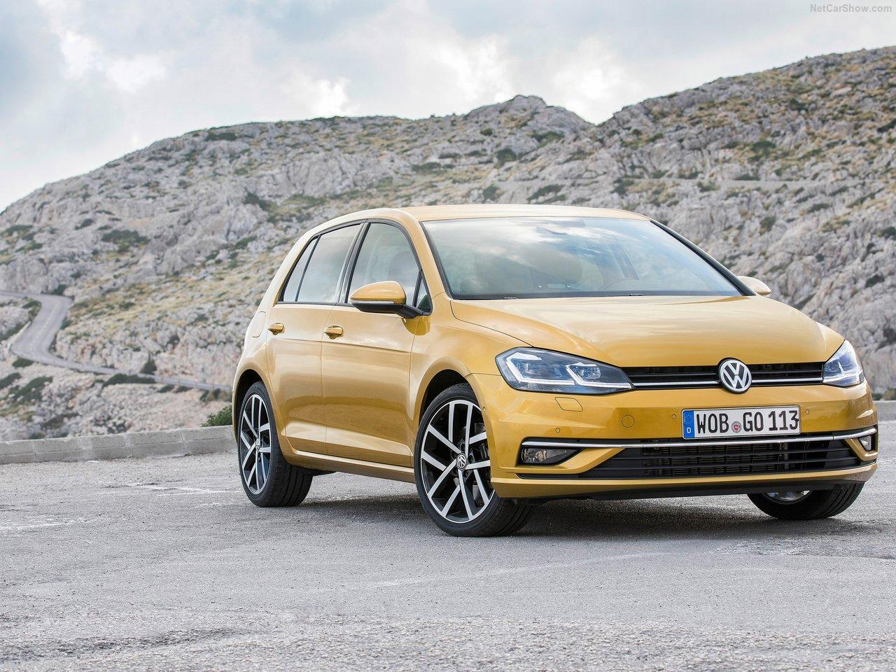 Volkswagen Golf voorkant