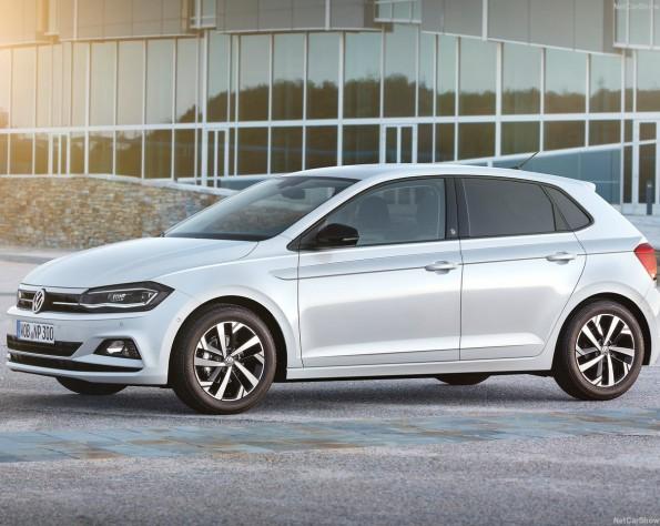 Volkswagen Polo zijkant