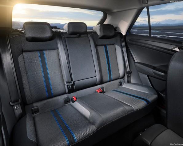 Volkswagen T-Roc achterbank