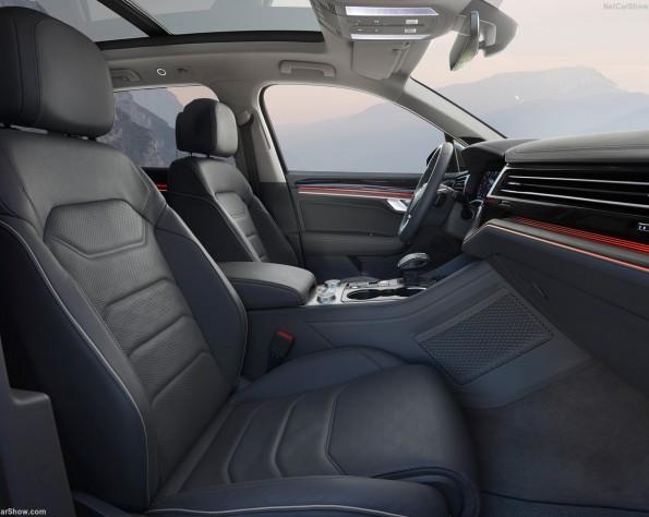 Volkswagen Touareg interieur voor
