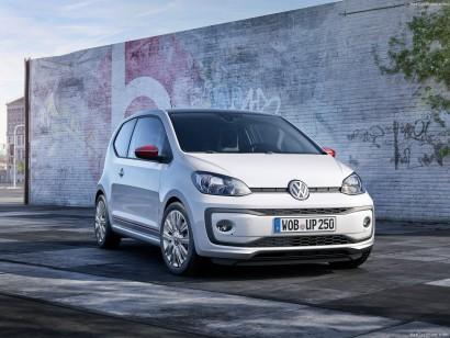 Volkswagen up! voorkant