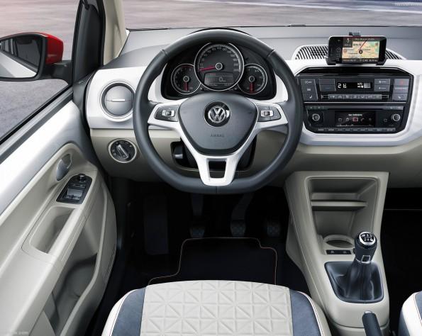 Volkswagen up! interieur
