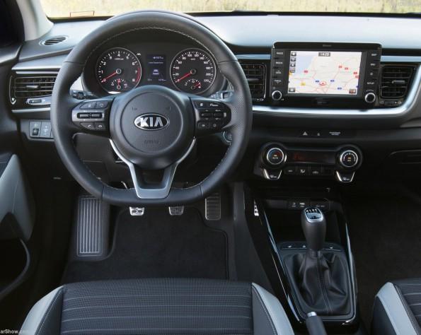 Kia Stonic dashboard