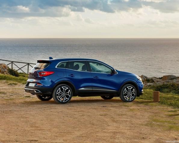 Renault Kadjar zijkant