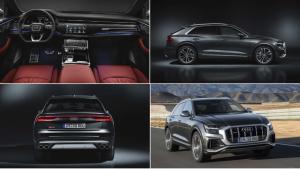 Nieuwe Audi SQ8