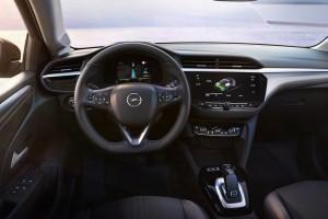 Opel Corsa-e interieur