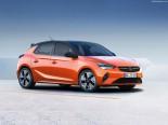 Opel Corsa-e voorkant schuin