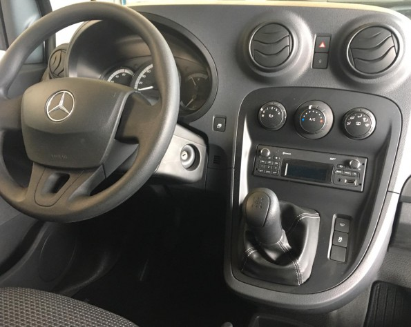Mercedes Citan dashboard