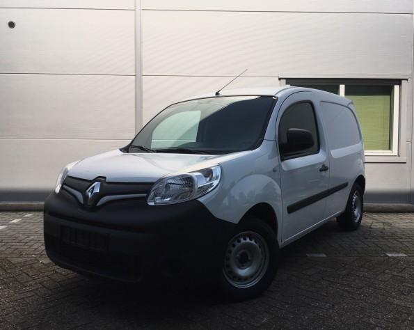 Renault Kangoo voorkant naar links