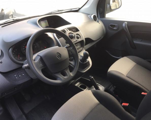 Renault Kangoo interieur