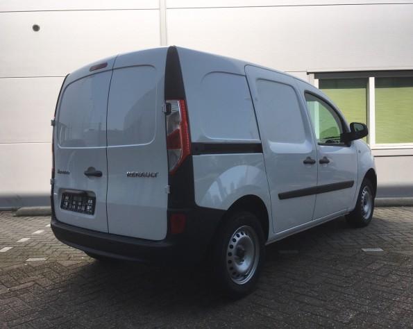 Renault Kangoo achterkant