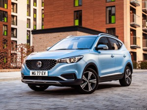 MG ZS EV Lease