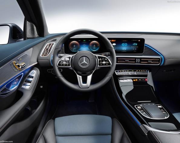 Stuurwiel Mercedes EQC