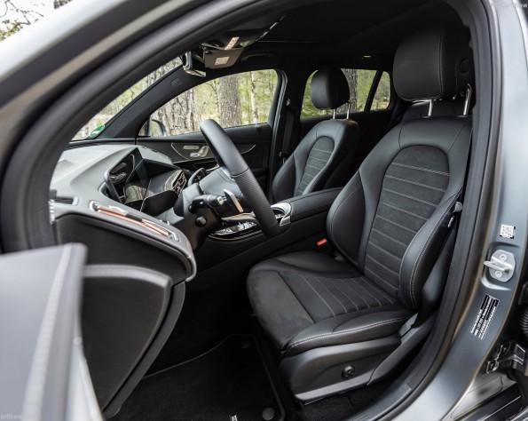 Interieur voor Mercedes EQC