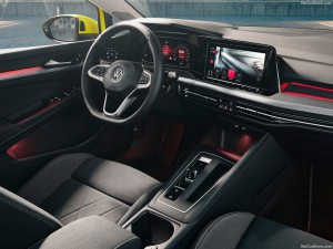 Volkswagen Golf 8 interieur