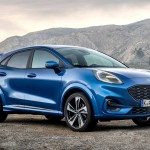Ford Puma lease voorkant