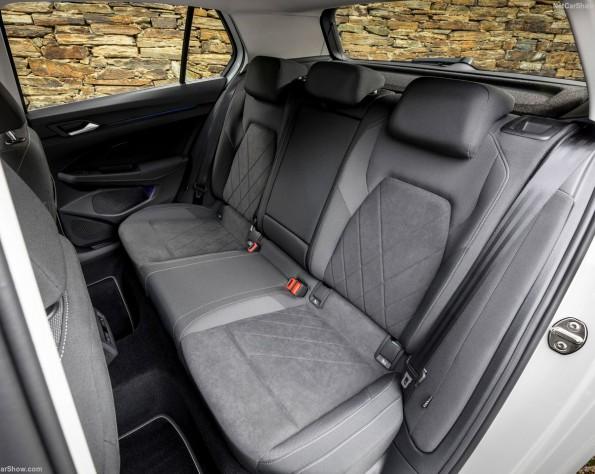 Volkswagen Golf 8 lease interieur