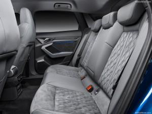 Audi A3 achterbank
