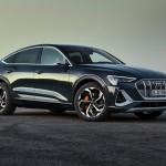 Audi e-tron Sportback lease