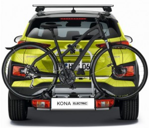 Hyundai Kona met trekhaak