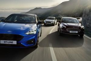 Ford Focus nieuwe modellen