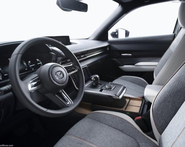 Mazda MX-30 lease stuurwiel