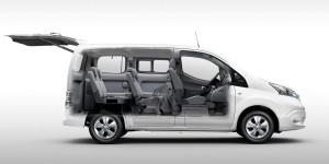 Nissan e-NV200 evalia