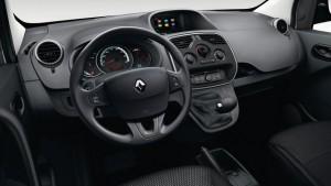 Renault Kangoo ZE interieur