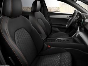 Seat Leon interieur voor