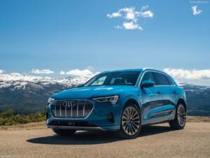 Audi e-tron actieradius