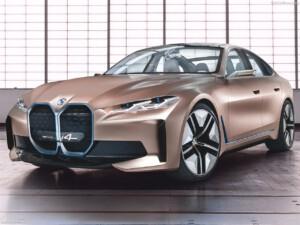 BMW i4 actieradius