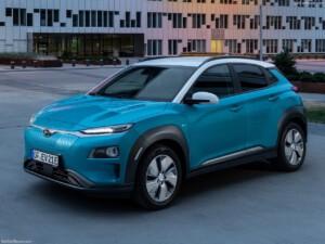 Hyundai Kona electric lease actieradius