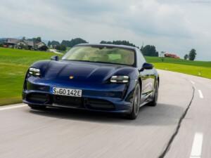 Porsche Taycan lease actieradius