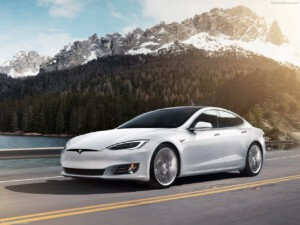 Tesla lease Model S actieradius