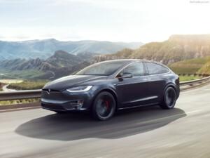 Tesla Model X lease actieradius