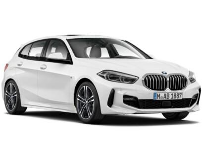 BMW 1-serie voorkant