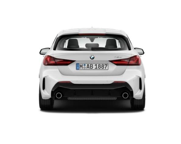 BMW 1-serie achterkant