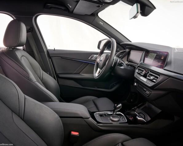 BMW 1-serie interieur voor